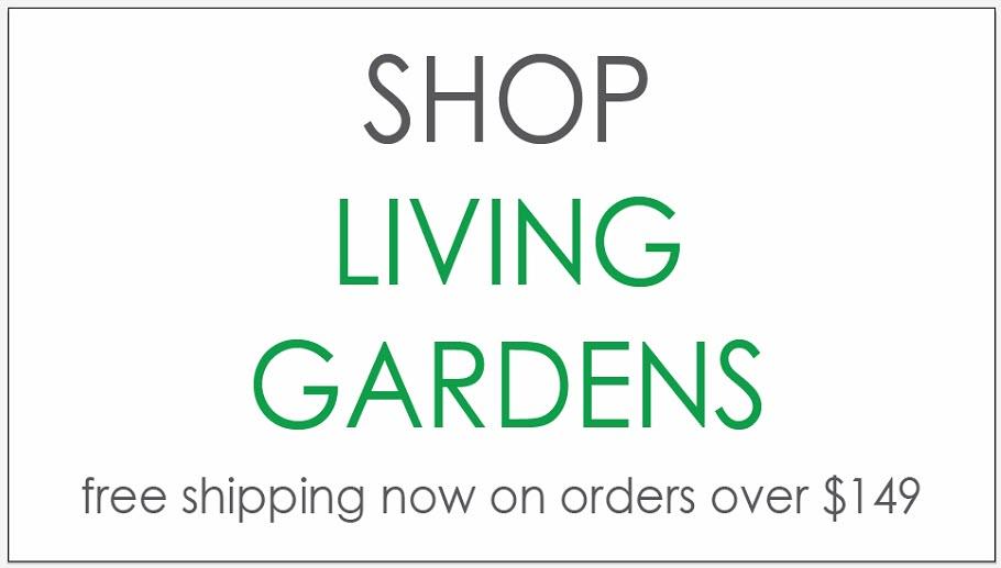 shop living gardens free shipping imagery