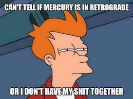 Fry from Futurama.