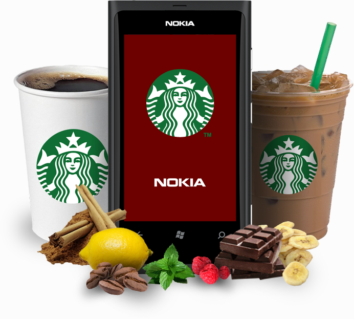 Starbucks for Windows Phone