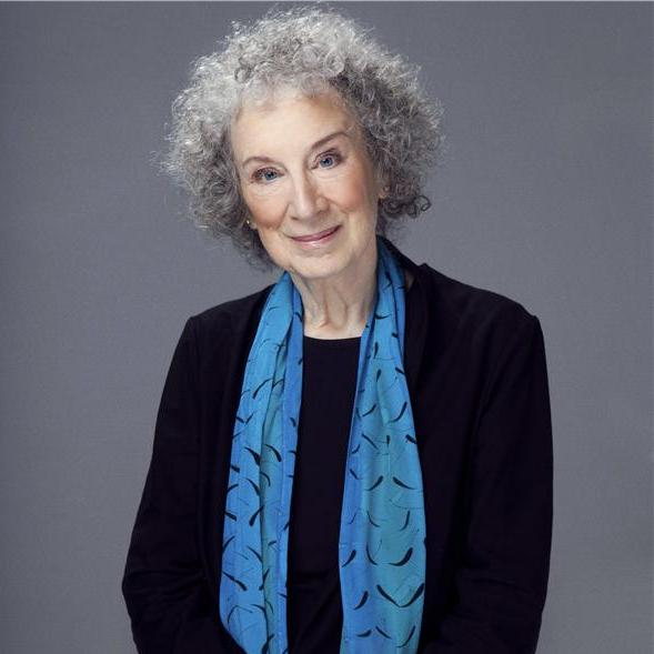 Critically acclaimed author Margaret Atwood