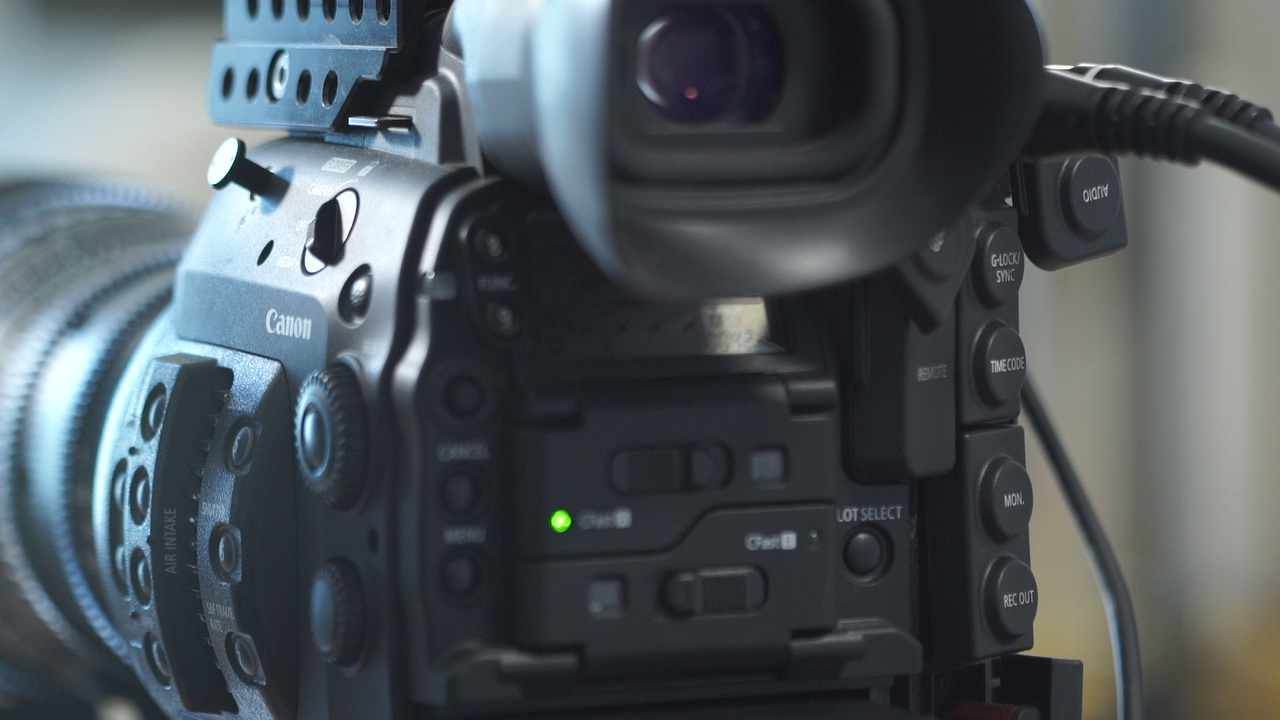 The Canon C300 Mark II. My newest favoritistest thing in the whole wide world. Of cameras that is.
