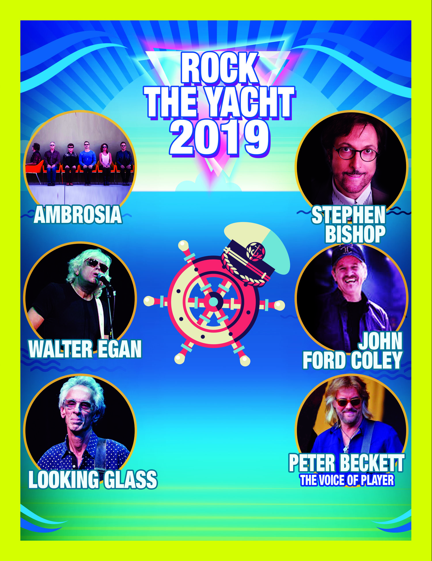 Rock The Yacht — Flower Power Concerts, Inc