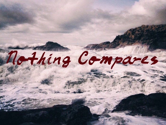 Nothing compares: a reflection on romans chapter 8