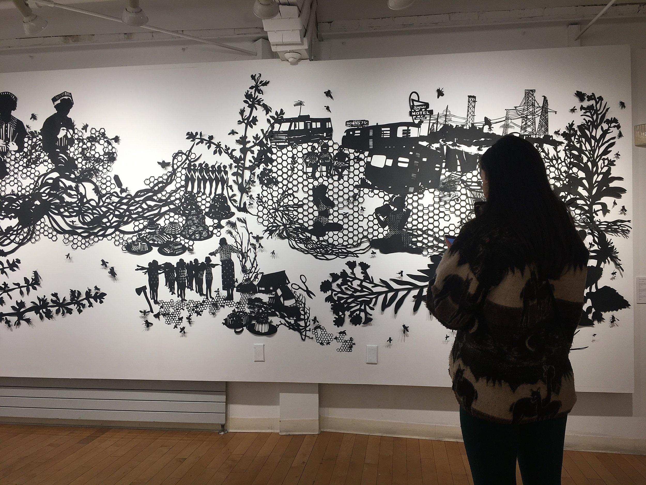 The Metro Gallery at Burlington City Arts in Burlington, VT