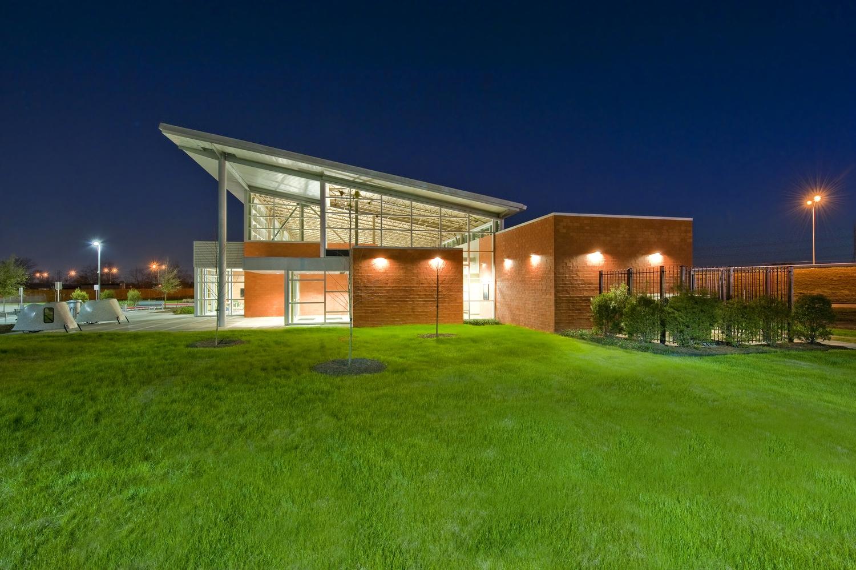Bracewell Library - LEED Certified