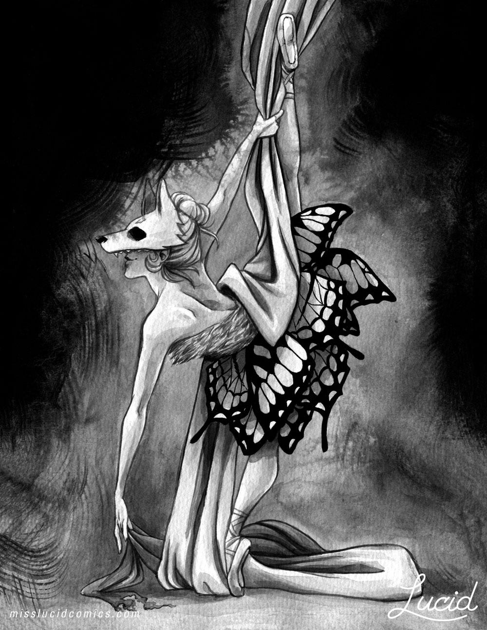 Vixen: Swallowtail