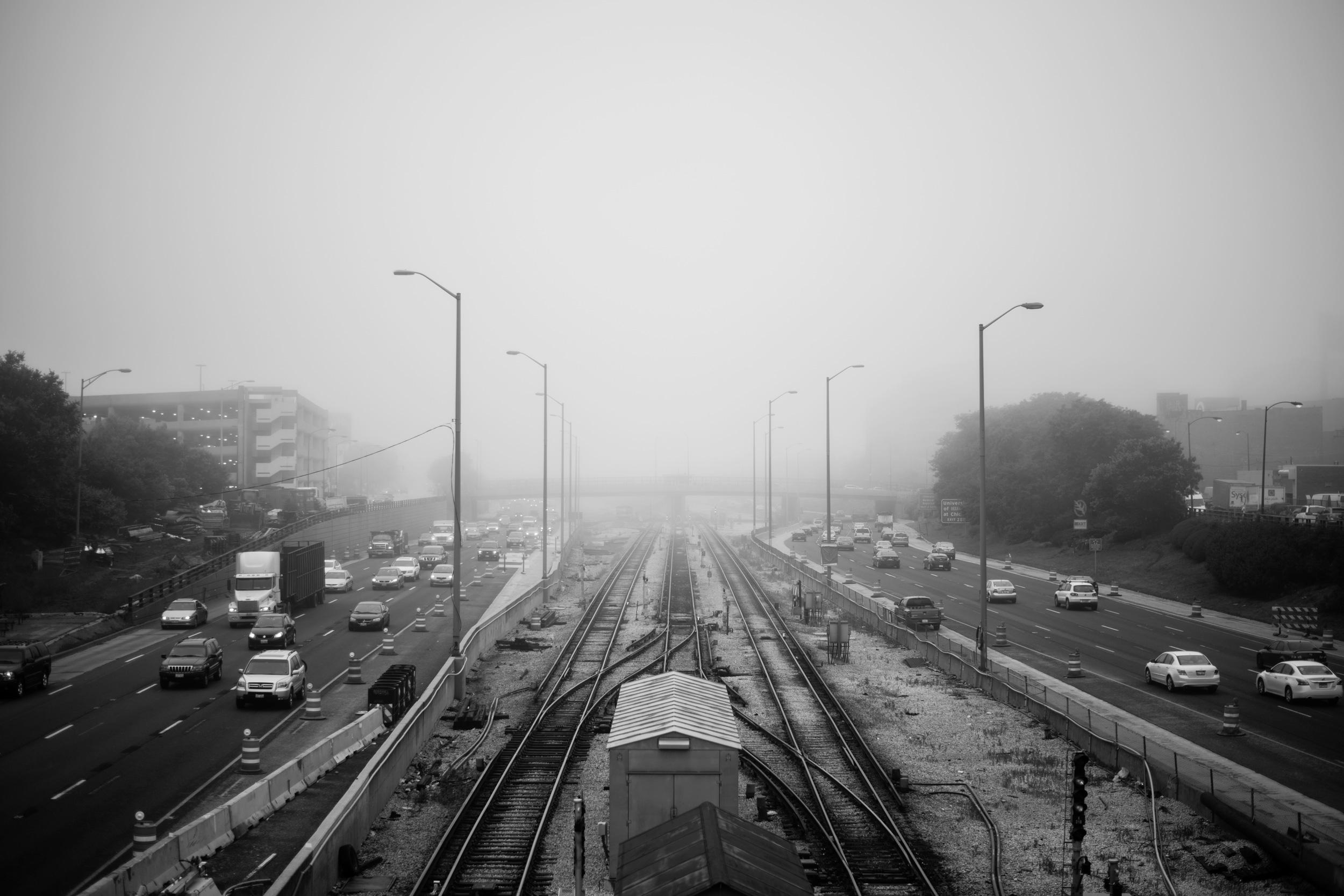 Chicago-Train-Rail