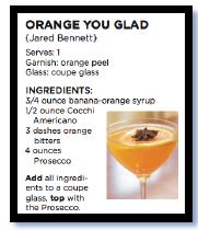 Orange You Glad-Jared Bennett