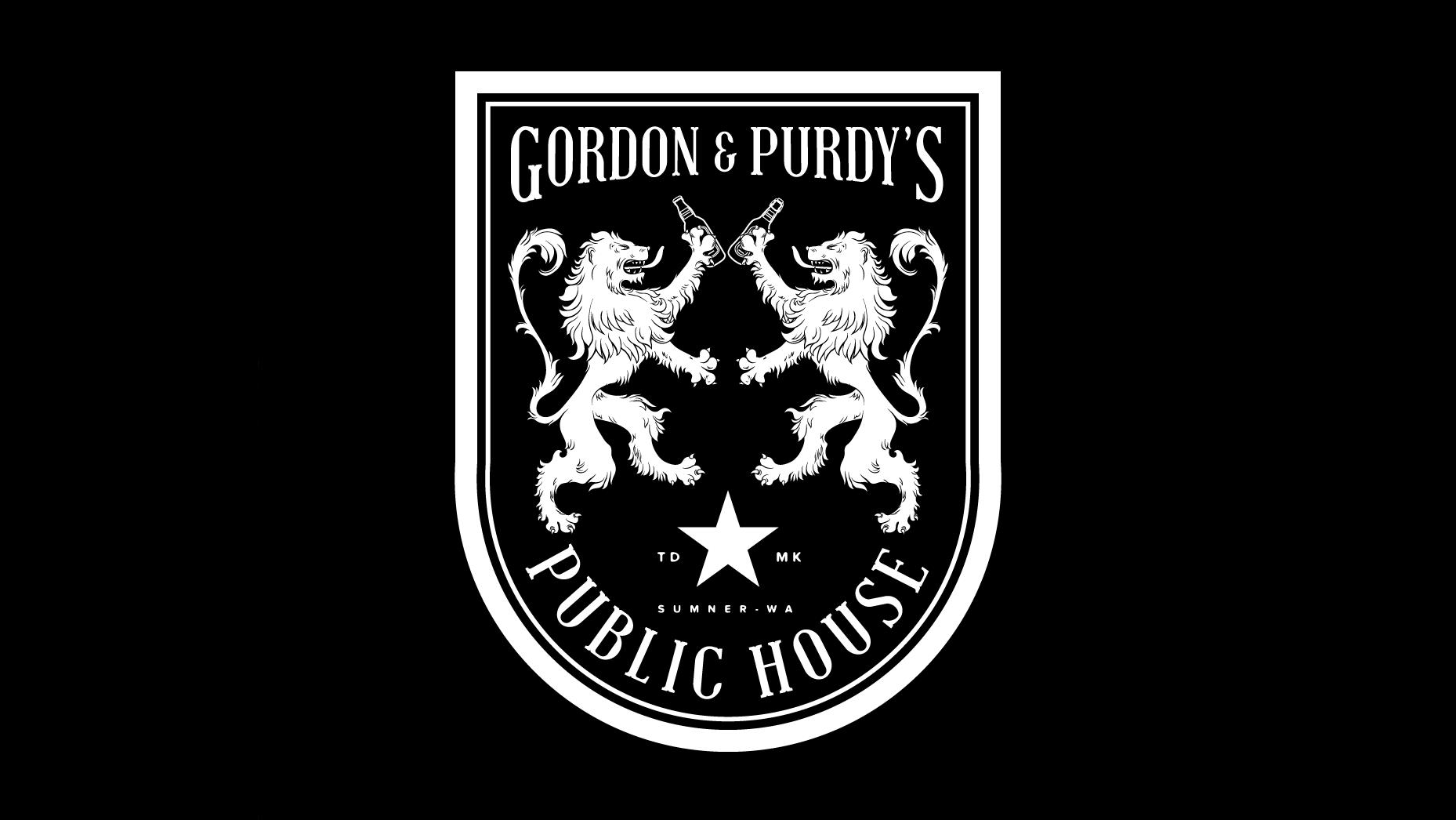 Branding - Purdy' Public House