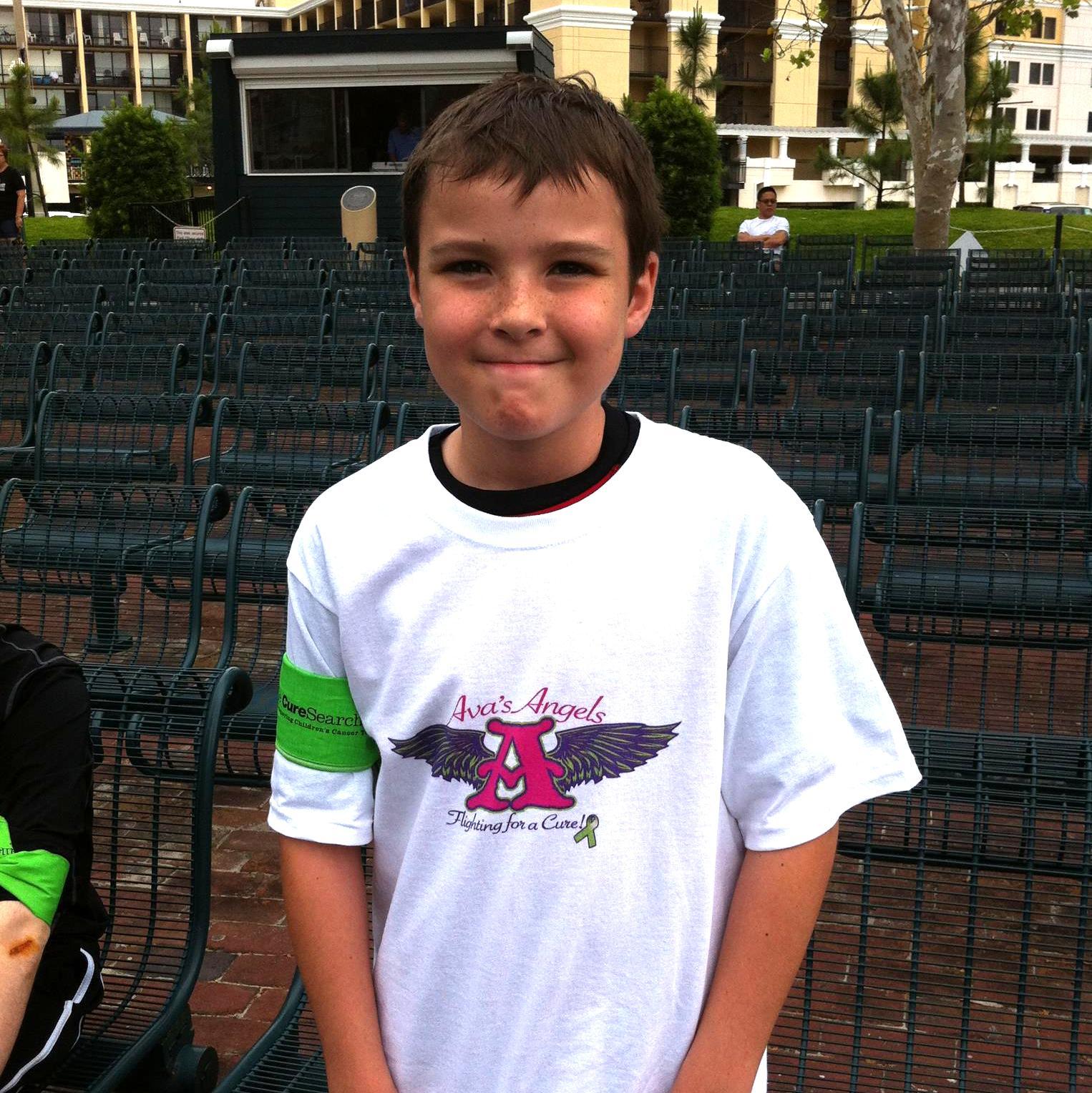 Tyler Kleine - Survivor of T-Cell Lymphoma