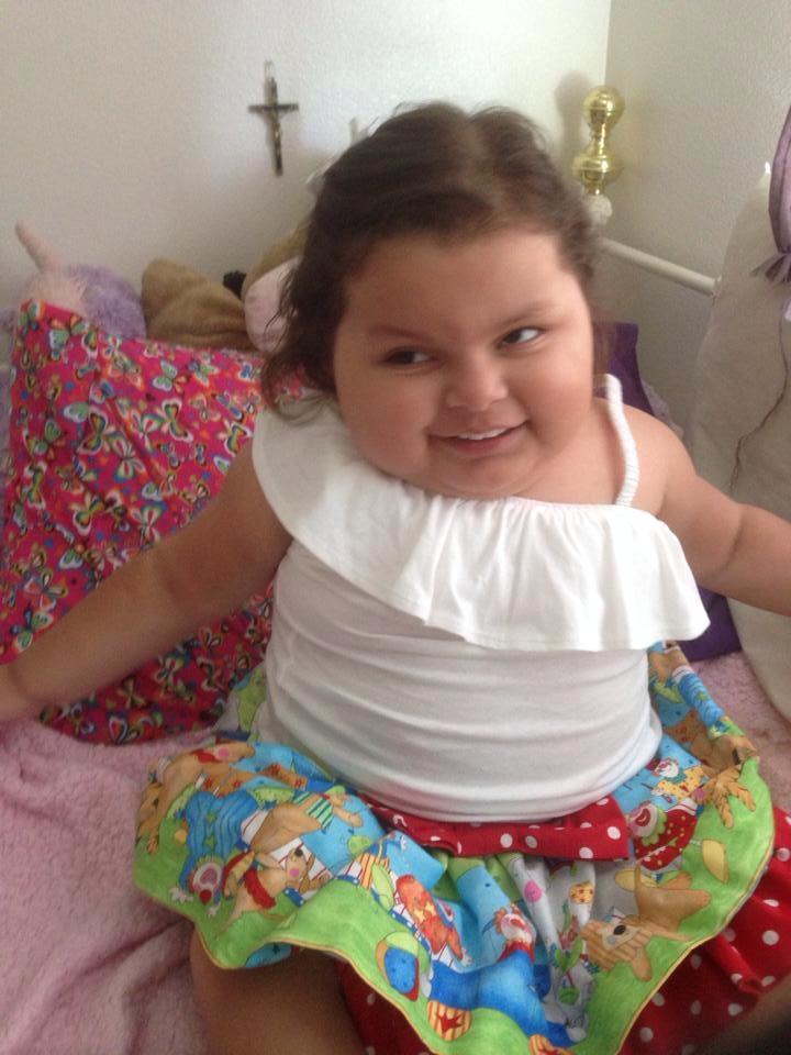 Sophie Godoy - Survivor - PNET brain tumor