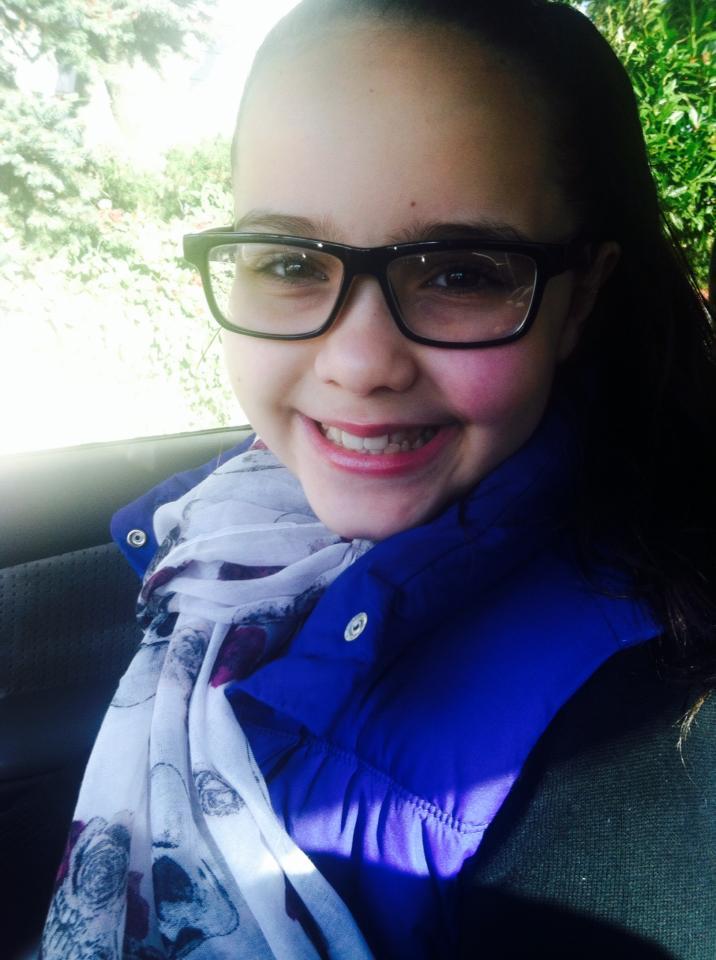 Jenessa Britton - Survivor - Acute Lymphoblastic Leukemia