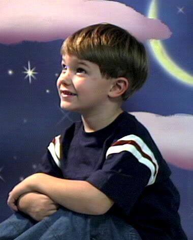 Portrait of Wilson July 2005
