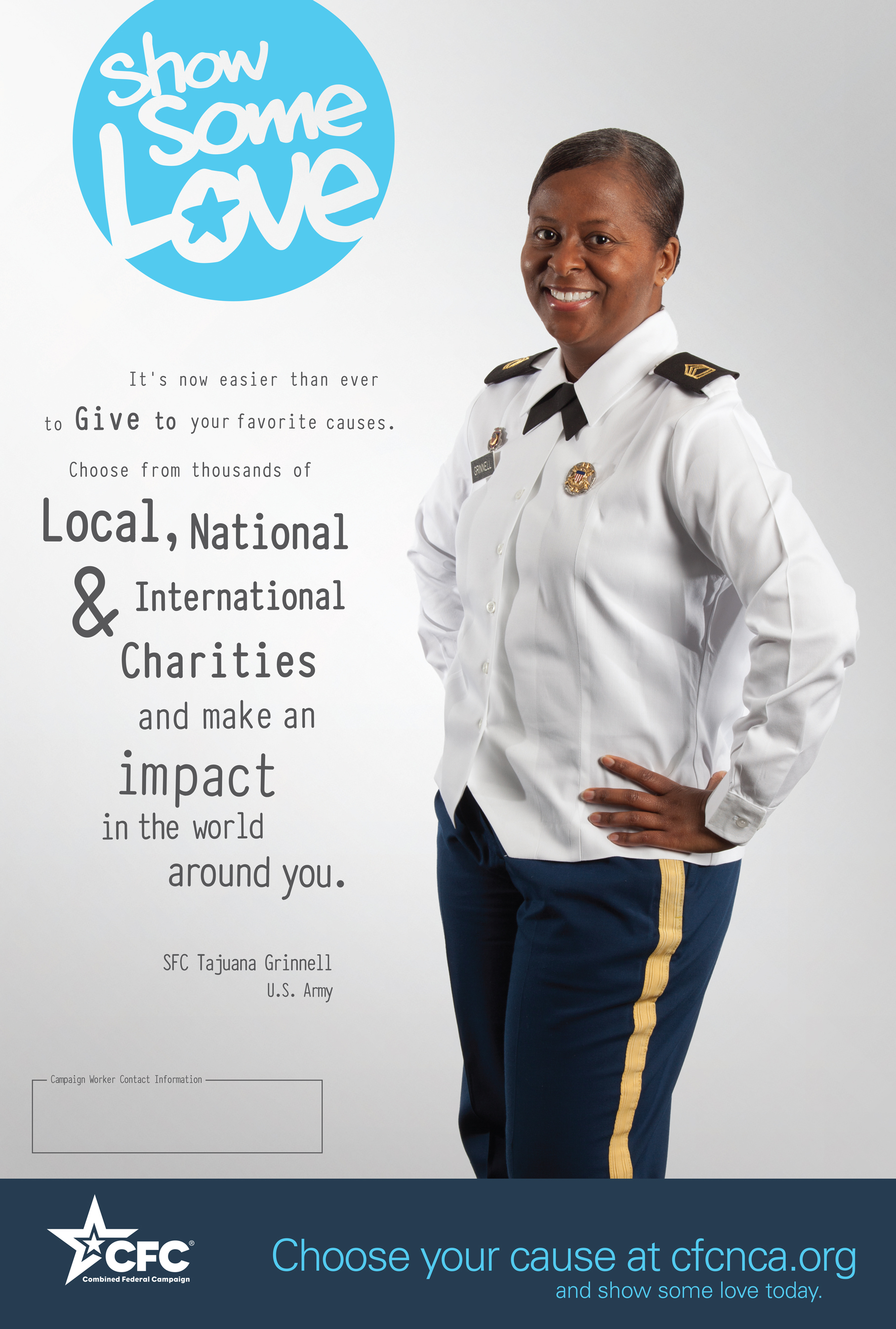 General Agency Poster