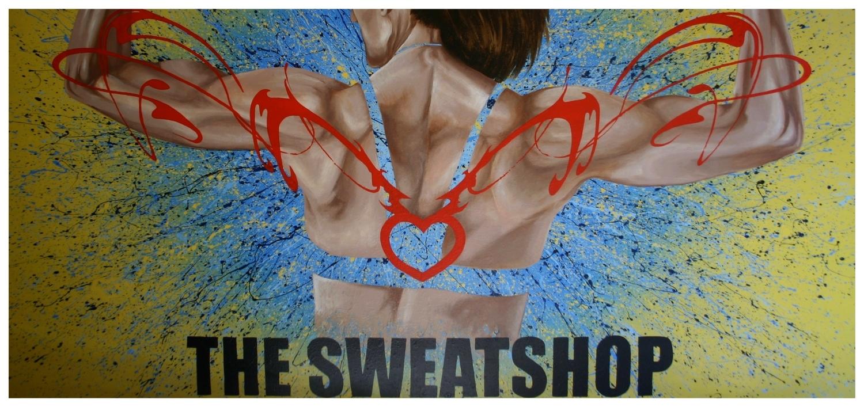 The Sweatshop Mural