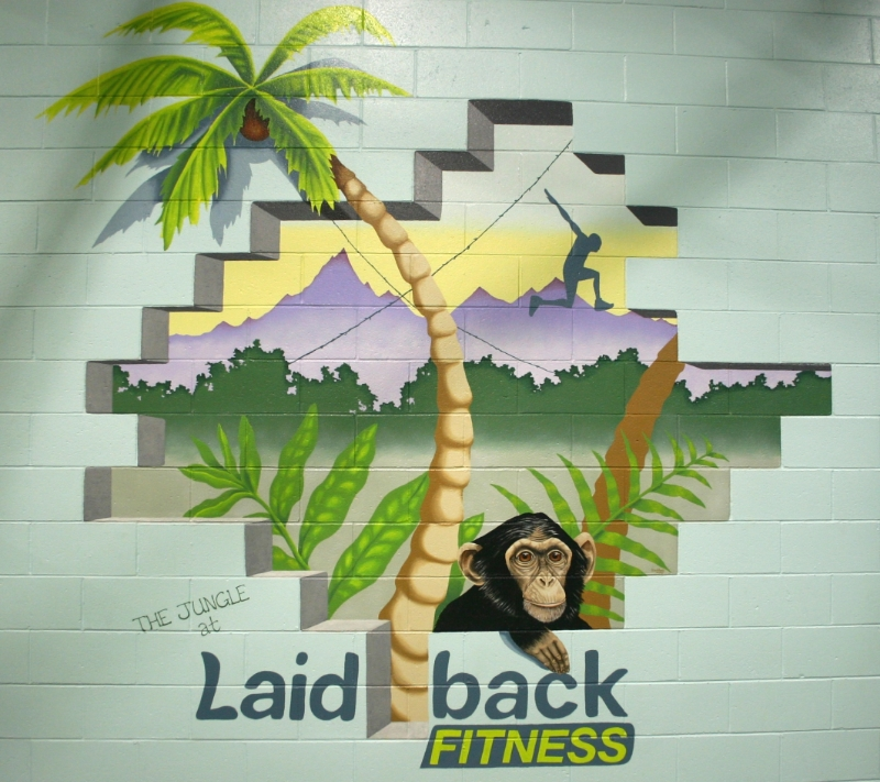 The final mural!