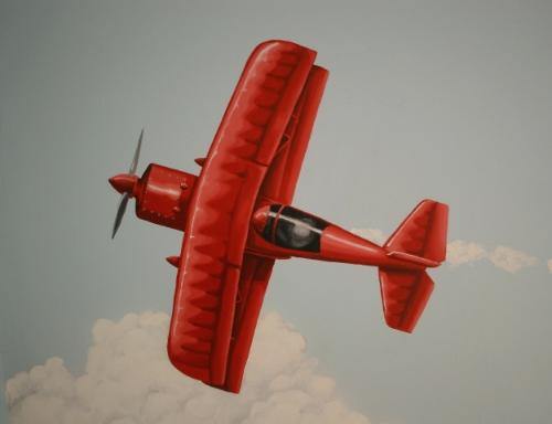 Big plane detail