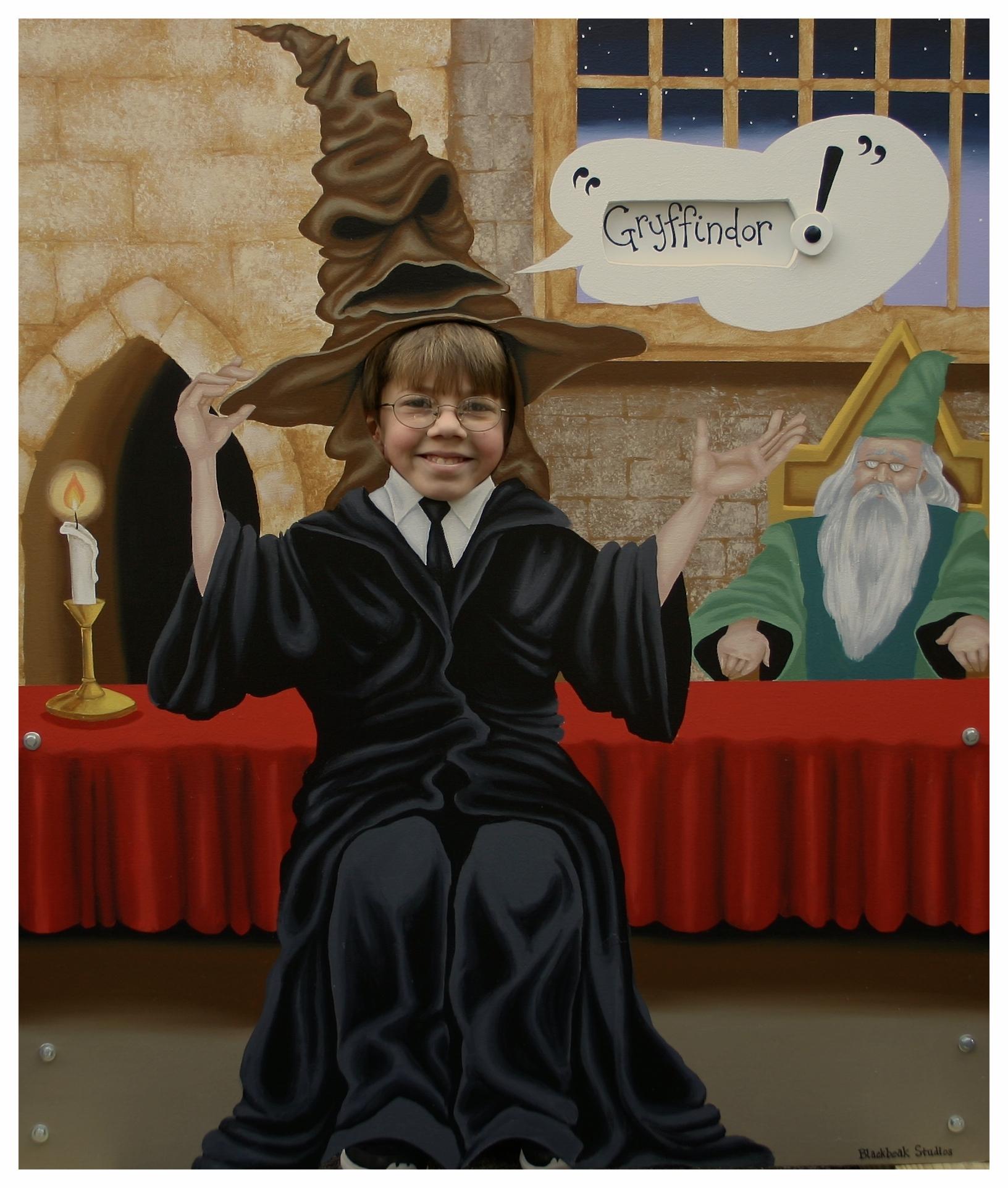 Harry Potter Photo Station