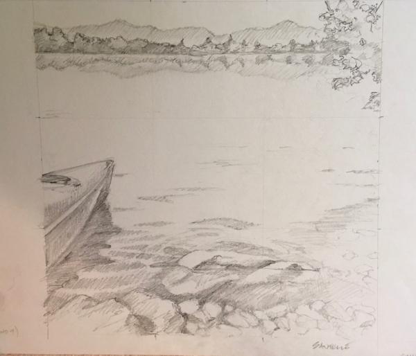 Sketch for option 1