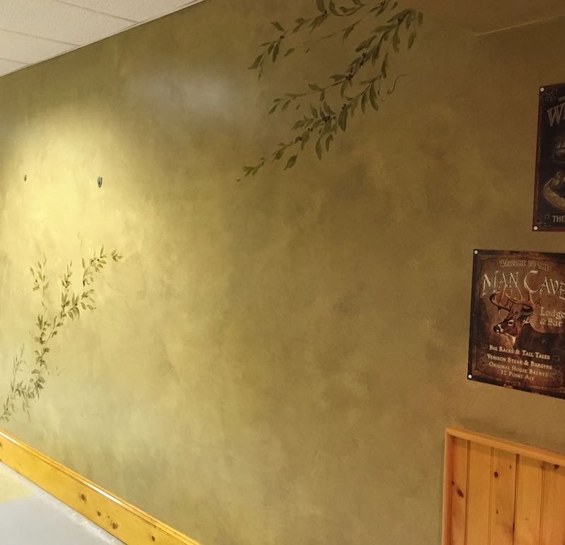 Hallway after!