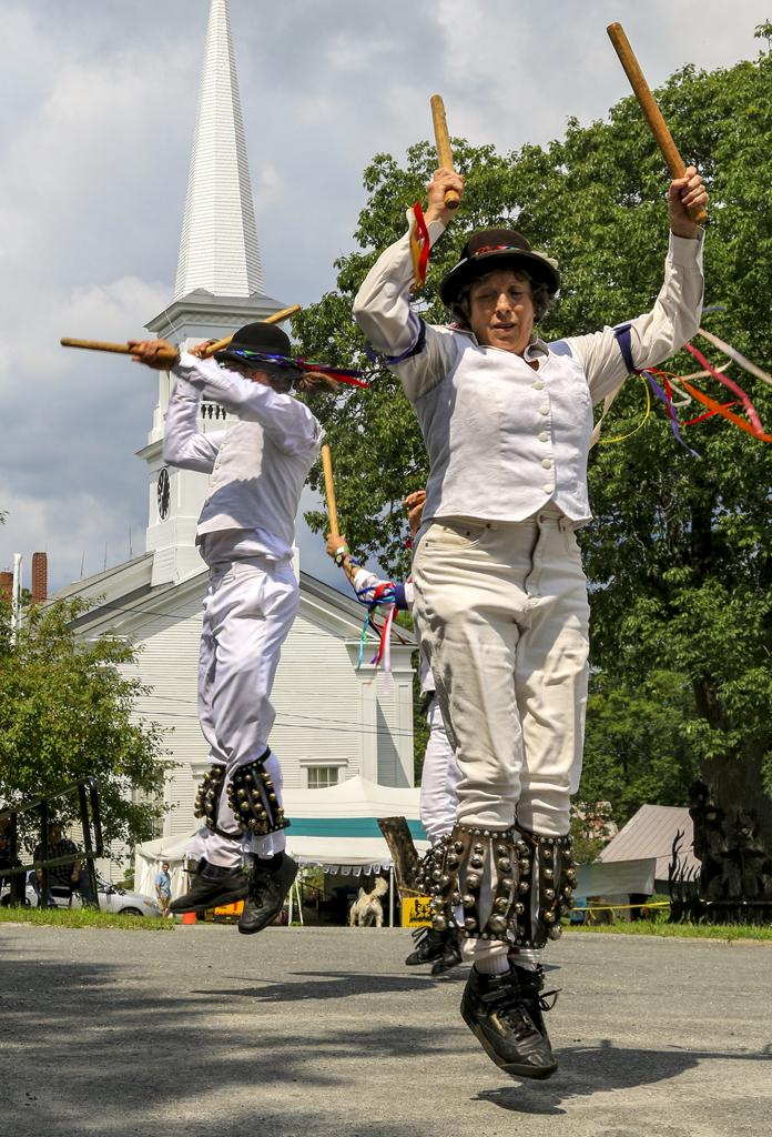 Morris Dancers, Peacham, VT