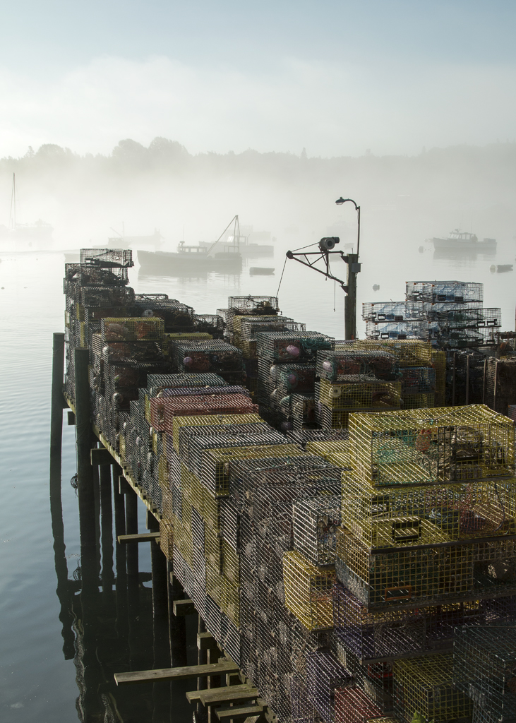 Thurston's Wharf, Bernard, ME