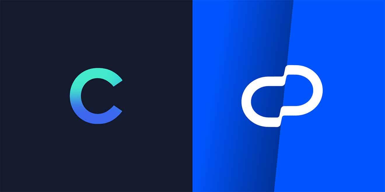 Old logo vs. new logo