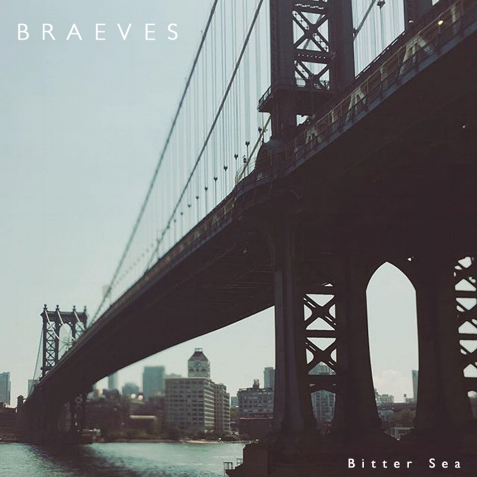 Bitter Sea -Single    Released 6/10/16 Recorded by Raymond Richards (Local Natives) Additional Production and Mixing by Dave Trumfio (Wilco, Built to Spill, Snowmine) Mastered by Howie Weinberg Written and Produced by BRAEVES Photography by Danielle Guelbart    Play on Apple Music: apple.co/2JnBaog