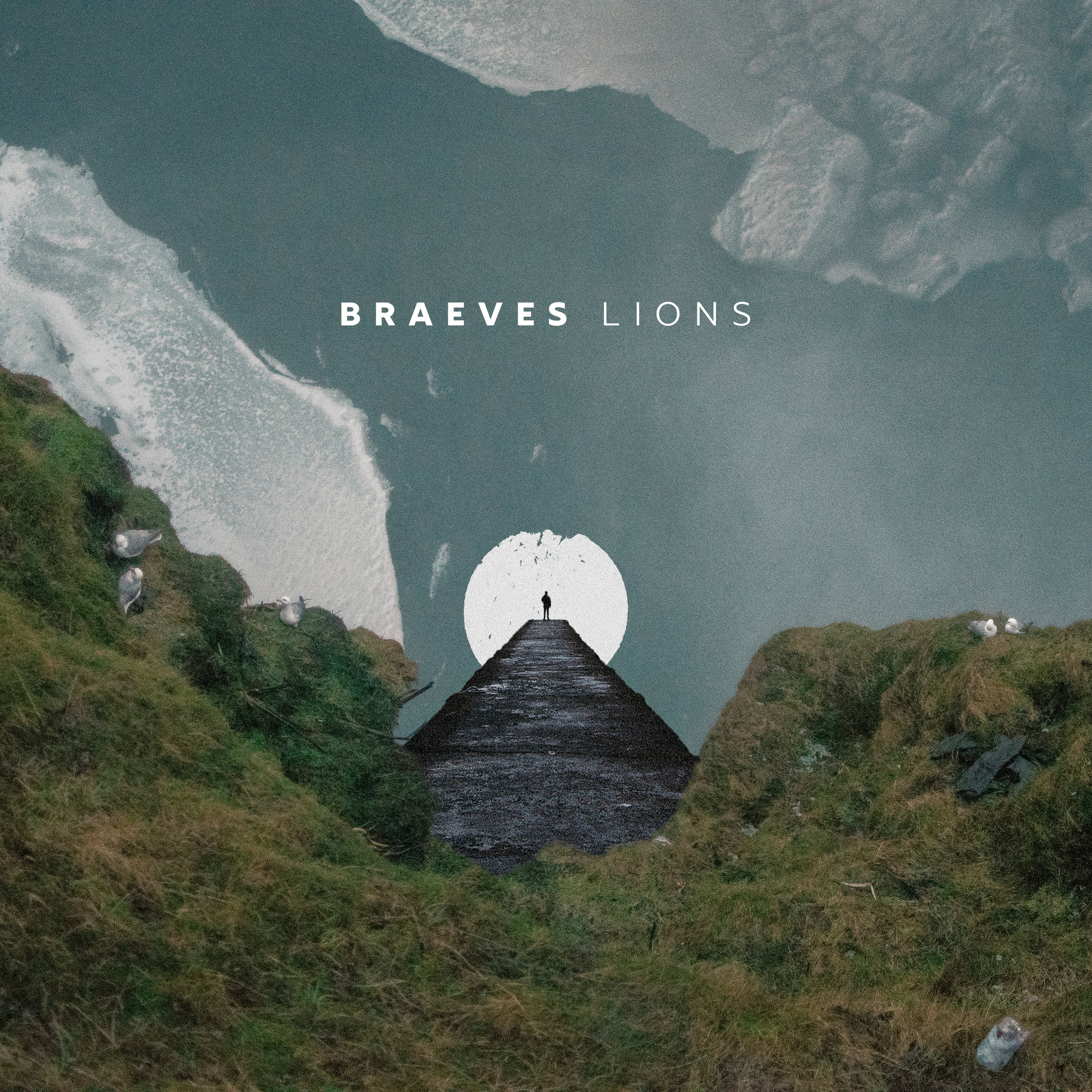 Lions - Single   Released 7/11/18 Produced and Mixed by Grayson Sanders Mastered by Chris Gehringer Artwork by Bailey Zindel    Play on Apple Music :  apple.co/2Nhqdae