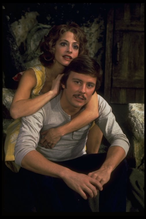 Patti LuPone, Kurt Peterson in  The Baker's Wife