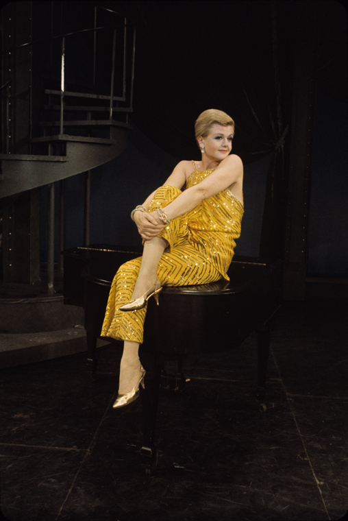 Angela Lansbury in  Mame