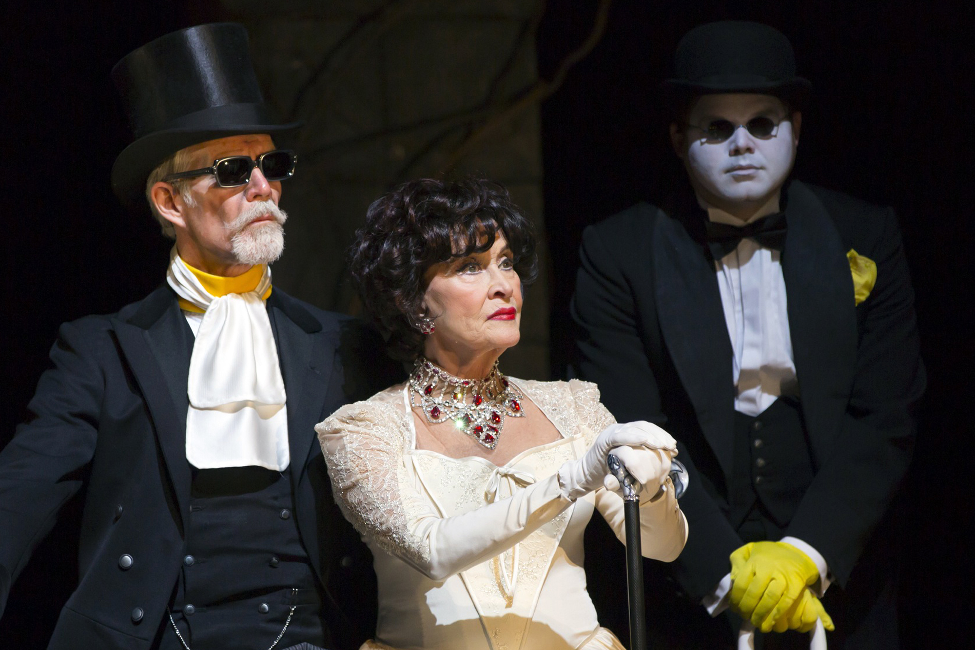 Chita in the Williamstown Theatre Festival production of  The Visit .