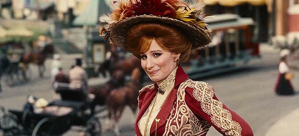 Barbra Streisand in  Hello, Dolly!  film.