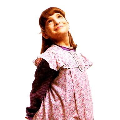 Daisy Eagan as Mary Lennox