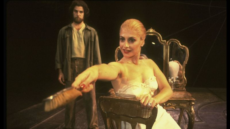 Mandy Patinkin and Patti LuPone in  Evita