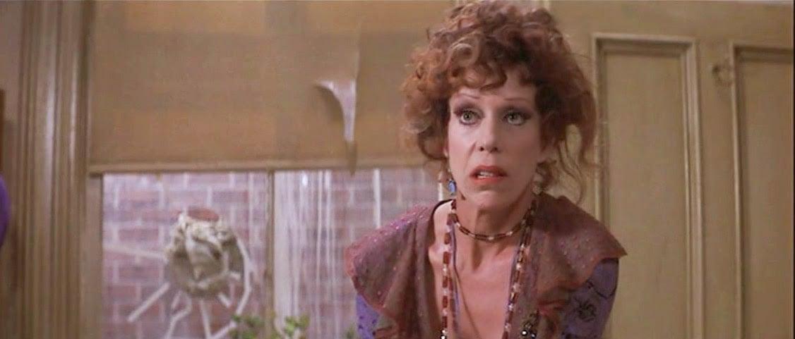 Carol Burnett in  Annie .