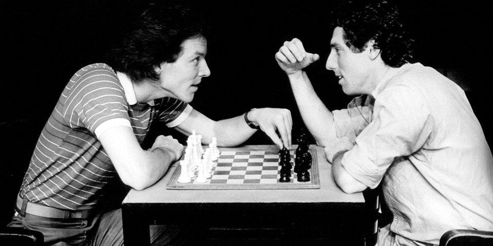 Stephen Bogardus and Michael Rupert