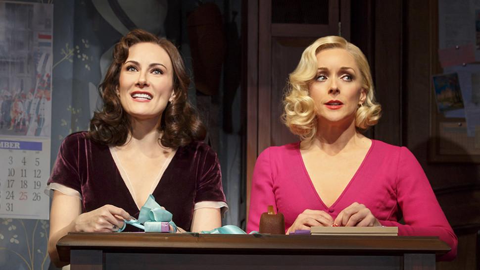Laura Benanti and Jane Krakowski in  She Loves Me .