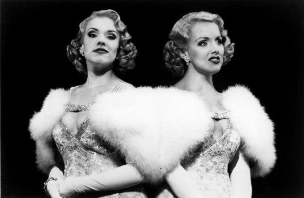 Emily Skinner and Alice Ripley in  Side Show.