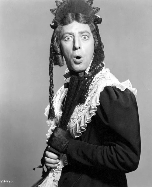 Ray Bolger in  Where's Charley?