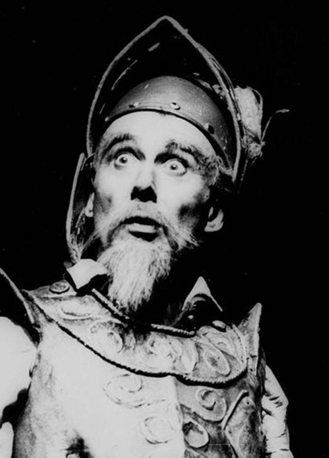 Richard Kiley in  Man of La Mancha