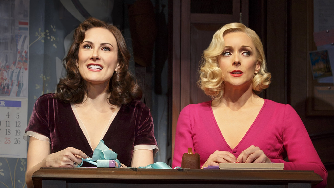 Laura Benanti and Jane Krakowski in  She Loves Me .