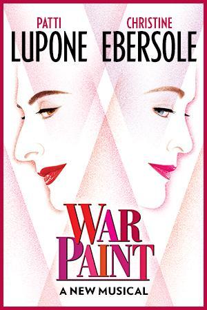 War Paint  Broadway logo