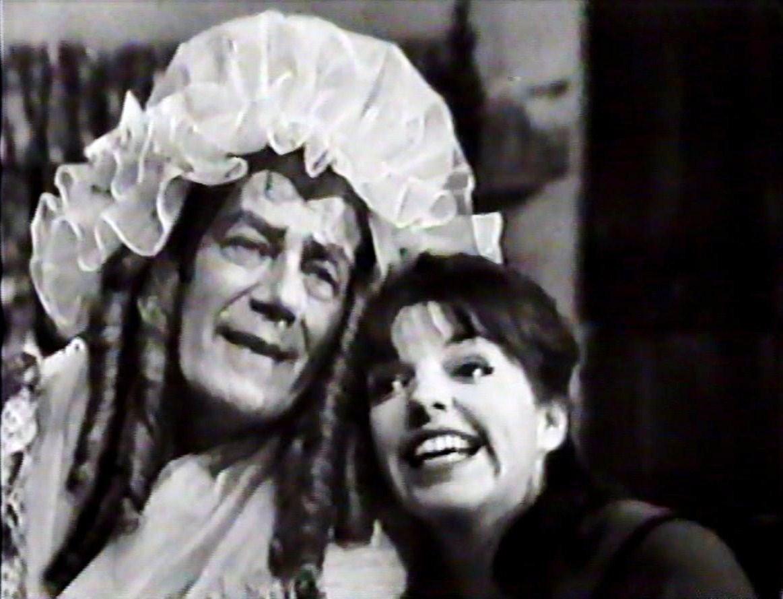 Cyril Ritchard and Liza Minnelli