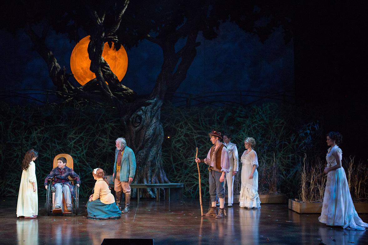 The Secret Garden  at The Shakespeare Company, Washington DC