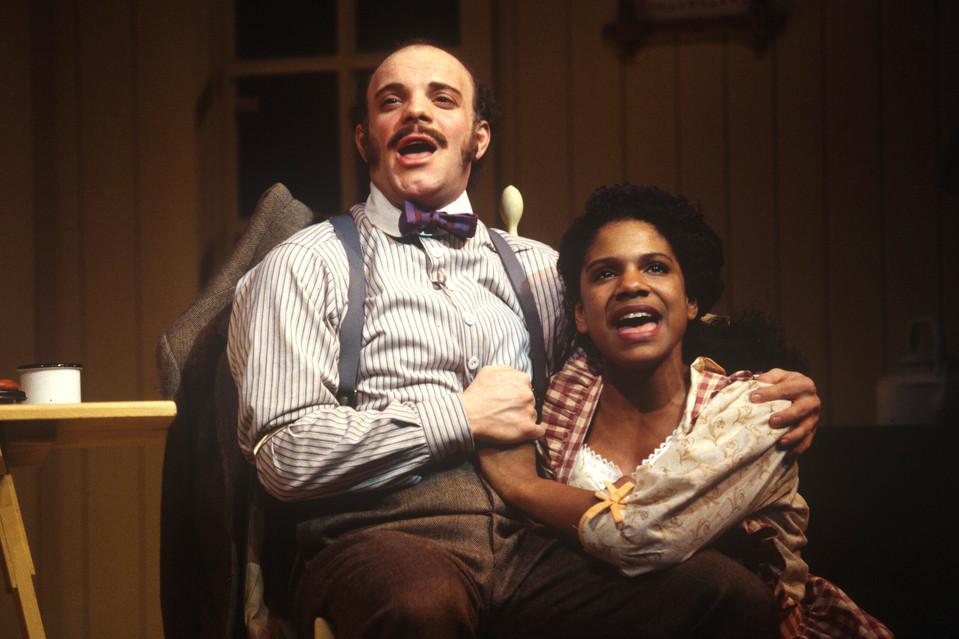 Eddie Korbich & Audra McDonald (1994)