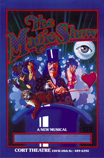 Broadway Musical Magic: Remembering The Magic Show and