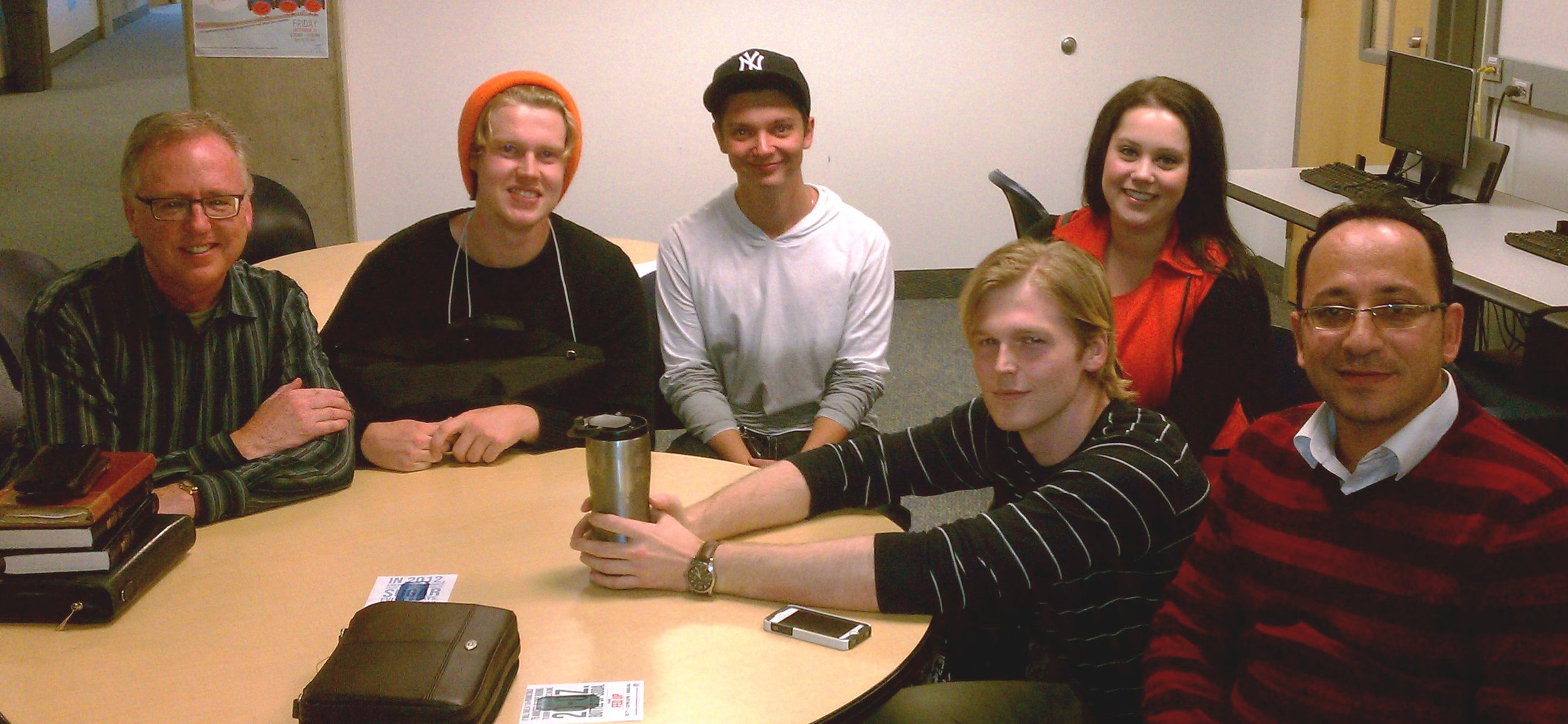 """Planning is underway to begin """"Talk Time"""", a new ministry with international students."""