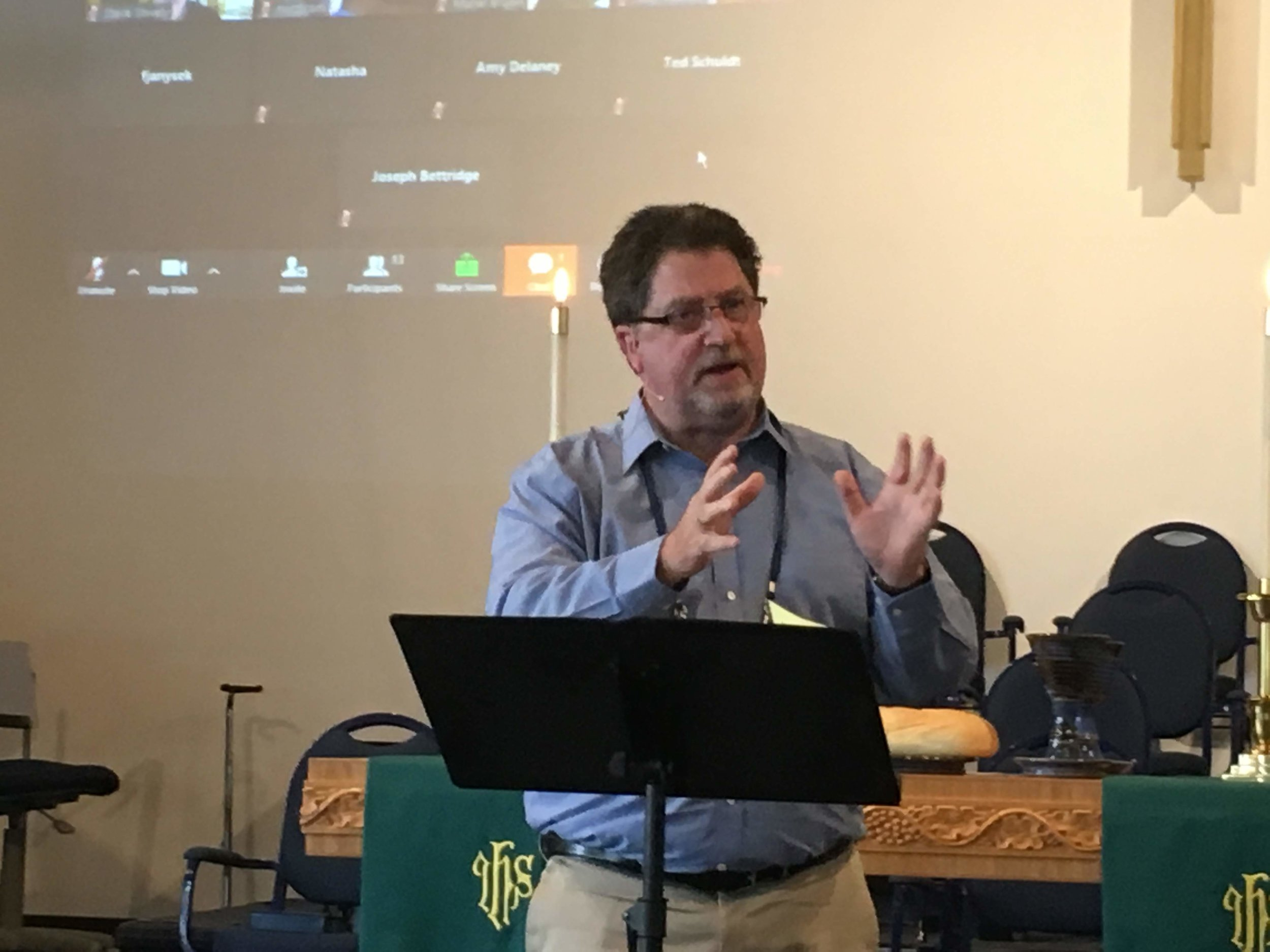Rev. Scott Anthony (Cottage Lake PC)