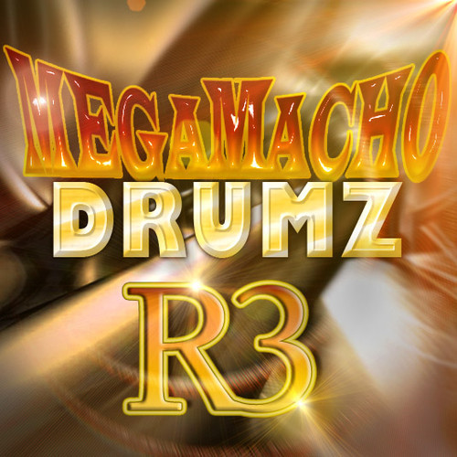 Mega Macho Drums: PluginGuru's flagship drum sample library for Native Instruments Kontakt. I contributed custom kits and MIDI grooves.